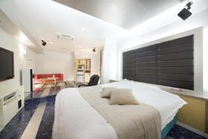 HOTEL & SPA ISLAND (Adult Only), Love hotel  Toyota - big - 24