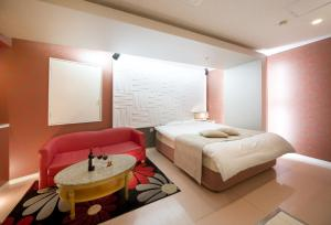 HOTEL & SPA ISLAND (Adult Only), Love hotel  Toyota - big - 21