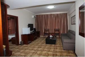 Jinghong Business Hotel, Hotely  Baotou - big - 8