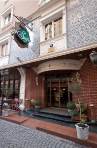 Hotel Sapphire, Отели  Стамбул - big - 26