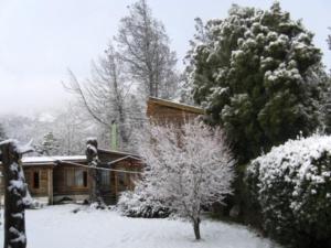 El Repecho, Chaty v prírode  San Carlos de Bariloche - big - 28
