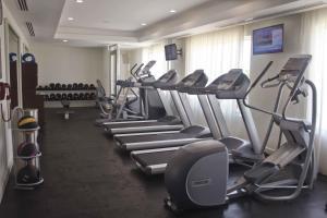 Hampton Inn by Hilton Villahermosa, Отели  Вильяэрмоса - big - 41