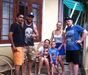 Relax Inn, Ubytování v soukromí  Kandy - big - 12