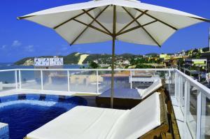 Apartamentos Deluxe VIP Ponta Negra, Apartmány  Natal - big - 4
