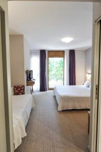 Hôtel Les Esclargies, Hotel  Rocamadour - big - 29