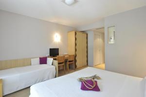 Hôtel Les Esclargies, Hotel  Rocamadour - big - 28