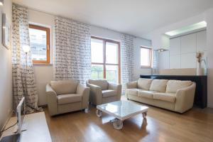 Bizzi LuxChelmska Apartments, Apartmanok  Varsó - big - 41