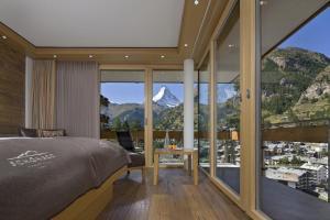 Petit Chalet Schönegg - Hotel - Zermatt