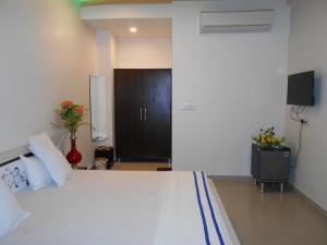 Friends Hotel & Restaurant, Отели  Bijainagar - big - 13
