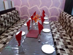 Friends Hotel & Restaurant, Отели  Bijainagar - big - 12