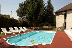 Inter-Hotel Dijon Sud Le Saint Georges