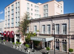 Hotel Francia Aguascalientes, Hotel  Aguascalientes - big - 1