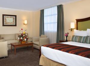 Hotel Francia Aguascalientes, Hotel  Aguascalientes - big - 46