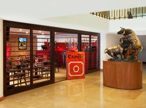 Hotel Francia Aguascalientes, Hotel  Aguascalientes - big - 43