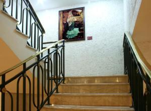 Hotel Francia Aguascalientes, Hotel  Aguascalientes - big - 42