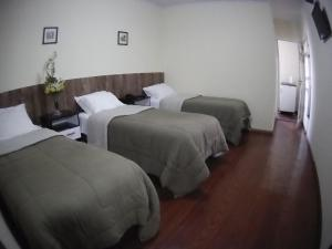 Hotel Garfo de Ouro, Hotel  Cambuí - big - 20
