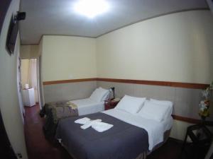 Hotel Garfo de Ouro, Hotely  Cambuí - big - 21