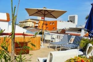 Bantu Hotel By Faranda Boutique, Hotels  Cartagena de Indias - big - 28