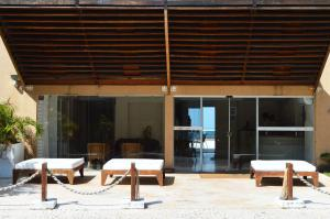 Apartamentos Deluxe VIP Ponta Negra, Apartmány  Natal - big - 22
