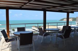Apartamentos Deluxe VIP Ponta Negra, Apartmány  Natal - big - 20