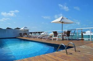 Apartamentos Deluxe VIP Ponta Negra, Ferienwohnungen  Natal - big - 19