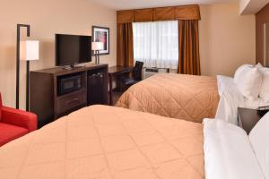 Quality Inn & Suites Tacoma - Seattle, Hotels  Tacoma - big - 3