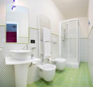 Hotel Residence Le Ceramiche, Hotels  Montalto Uffugo - big - 20