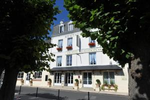 Logis Hotel Beaudon, Hotely  Pierrefonds - big - 29