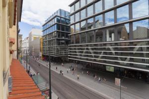 White & Woody Quadrio Apartments, Appartamenti  Praga - big - 6