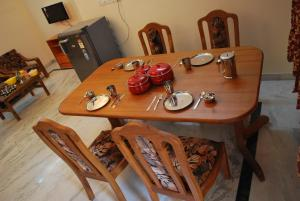 ARS Nest Serviced Apartments, Apartments  Chennai - big - 11