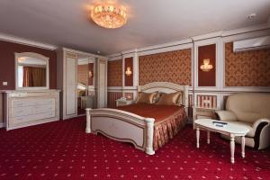Hotel Moskvich, Hotel  Mosca - big - 6