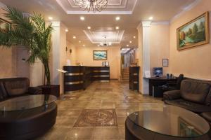 Hotel Moskvich, Hotel  Mosca - big - 37