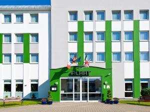 ACHAT Comfort Köln/Monheim, Отели  Монхайм - big - 18
