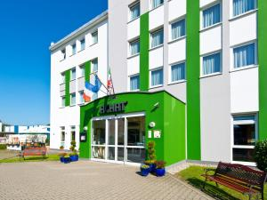 ACHAT Comfort Köln/Monheim, Hotel  Monheim - big - 15