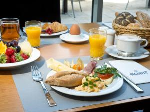 ACHAT Premium Dortmund/Bochum, Hotels  Bochum - big - 31