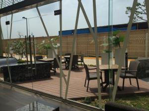 Hampton Inn by Hilton Villahermosa, Отели  Вильяэрмоса - big - 42
