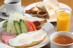 Frame Hotel Sapporo, Hotel low cost  Sapporo - big - 45