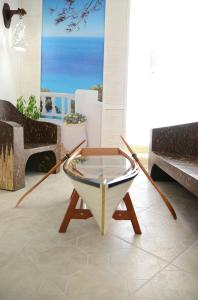 Apartment Shanti Shakti, Homestays  Odessa - big - 22