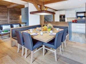 Chalet Macaron, Alpesi faházak  Le Grand-Bornand - big - 2