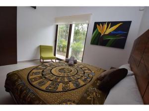 Deluxe Apartment Riviera Maya Tao Residential (Inside Bahía Principe), Apartmány  Akumal - big - 22