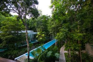 Deluxe Apartment Riviera Maya Tao Residential (Inside Bahía Principe), Apartmány  Akumal - big - 13
