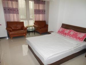 Xian Jinkairui ApartHotel, Ferienwohnungen  Xi'an - big - 31