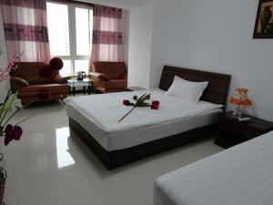 Xian Jinkairui ApartHotel, Ferienwohnungen  Xi'an - big - 33