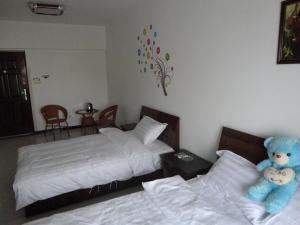 Xian Jinkairui ApartHotel, Ferienwohnungen  Xi'an - big - 12