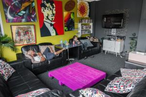 Crash Palace Backpackers, Ostelli  Rotorua - big - 36