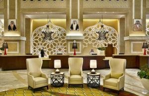 Jabal Omar Marriott Hotel Makkah, Hotels  Makkah - big - 31