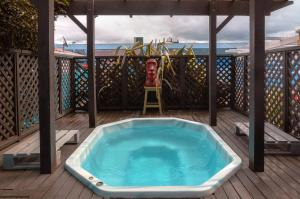Crash Palace Backpackers, Ostelli  Rotorua - big - 23