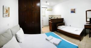 Villa Madeleine, Appartamenti  Nea Fokea - big - 9