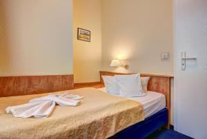 Haus Seeblick Hotel Garni & Ferienwohnungen, Hotely  Zinnowitz - big - 34