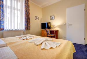 Haus Seeblick Hotel Garni & Ferienwohnungen, Hotely  Zinnowitz - big - 35